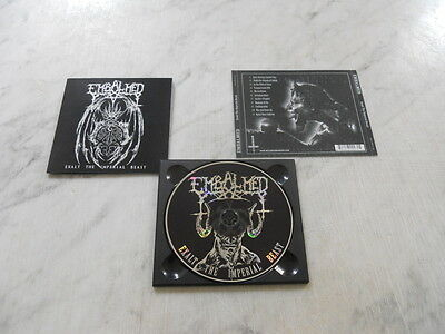Embalmed - Exalt The Imperial Beast CD NEW+++NEU+++
