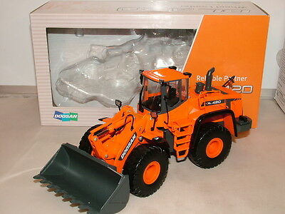 Clover 1.40 scale Doosan DL 420 Loading shovel New