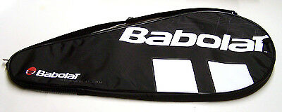 Babolat Tennis Racquet Zippered Cover Case Bag With Strap Brand New Never Used