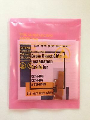 Samsung OPC Imaging Drum Unit Reset Chip for CLT-R406 (Xpress C410W SL-C460FW)