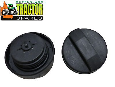 Non Lockable Tractor Fuel Cap John Deere, Massey Ferguson, Ford New Holland