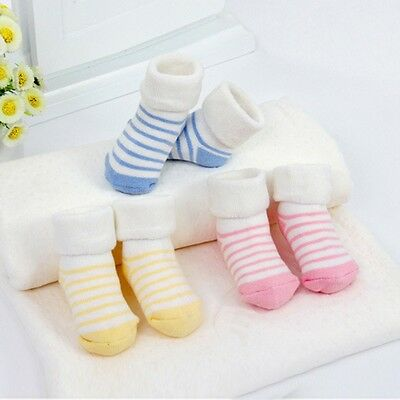 Baby Girl Boys Newborn Winter Warm Boots Toddler Infant Soft Sock Booties Shoes