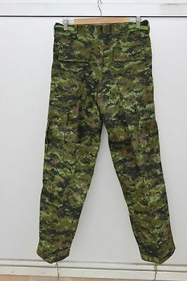 CadPat Camo Combat Pants Canadian Military Style New Size Men's Medium