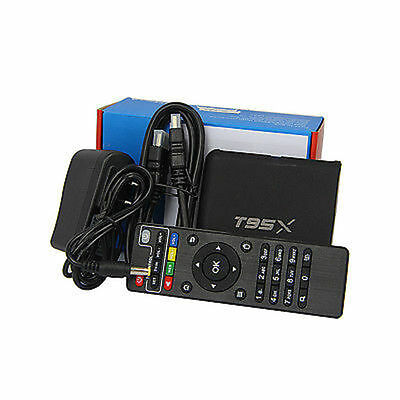 Jailbroken Rooted T95X 4Core 4K Smart Box Android 6.0 Kodi Tv Available Nowhere