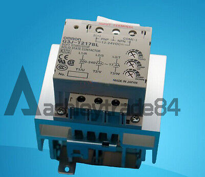 1PCS New OMRON safety relay G3J-T217BL