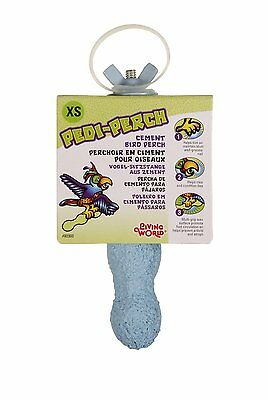 Living World Pedi-Perch (80900) [Mini] [Product colors assorted] 4 inches length