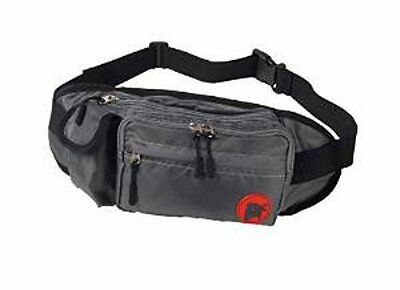 Dog Walking Waterproof Bum Bag 4 Compartment Belt Treats Petface Outdoor Paws