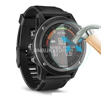 Tempered Glass Screen Protector for Garmin Fenix 3 HR