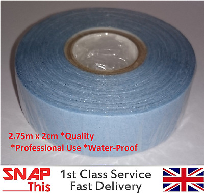 Extra Strong Double Sided Blue Adhesive Tape Weft Hair Skin Extension Lace Front