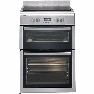 Euromaid 60cm Freestanding Electric Cooker  Induction Hob  IHD60S RRP $1999.00