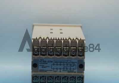 New Omron H7AN-2DM Counter 100-240VAC