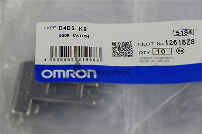 10pcs New Omron Safety Switch Key D4DS-K2