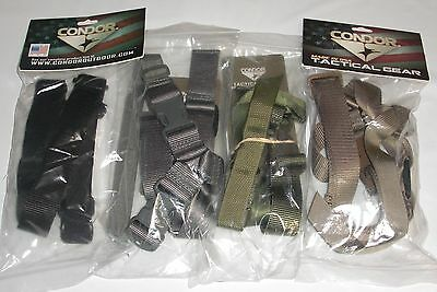 Condor US1008 Quick 1 One Point Sling Rifle Combat OD Foliage Green Tactical USA