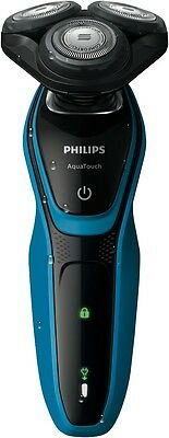 NEW Philips S5050 AquaTouch Wet & Dry Shaver