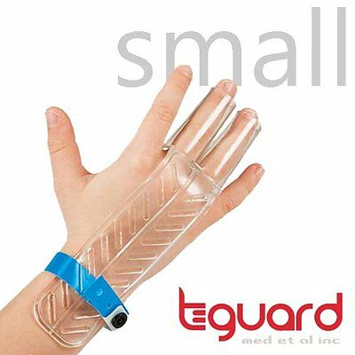 Treatment Kit to Stop Finger Sucking by TGuard brand FingerGuard Size Small: 0-4