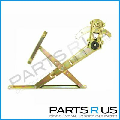 Nissan Patrol GQ Front Window Regulator Mechanism LHS 87-97 Electric & Manual