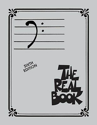 The Real Book - Volume 1 (Bass Clef). Bass Clef Instruments Sheet Music