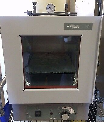Vwr Scientific Products Vacuum Oven 1400E