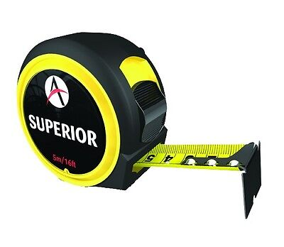 Advent Professional ATMS-5025 5m/16ft Superior Tape Measure