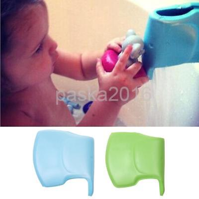 Phenovo Soft Elephant Bath Tub Bath Tap Spout Cover Protector for Baby Safety