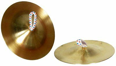 FINGER CYMBALS 2 pcs (pair) belly dance zills school kids percussion music toy