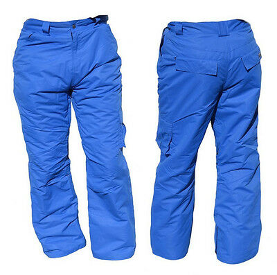 Zonal Men's Snowboard Pants Blue NEW