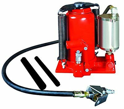 Astro Pneumatic Tool 20 Ton Air/Manual Bottle Jack AST5302A NEW