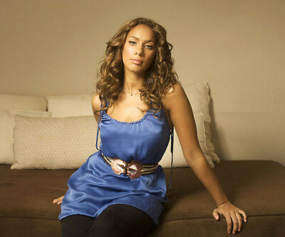 Leona Lewis UNSIGNED photo - D1703 - British singer and songwriter