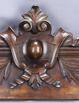 Antique French Pediment XIXth Century