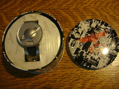RARE SCI FI Channel Promotional Boy London Stainless Steel Quartz Watch w/TIN CN
