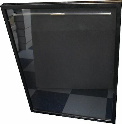 Non Permanent Jersey Frame Display Case