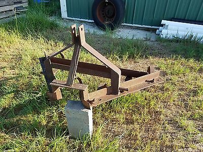 Old Field General 3-Point C-Tine Cultivator