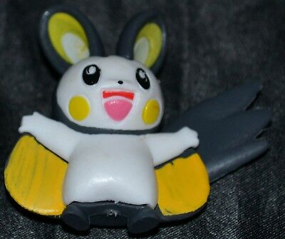 """2/"""" Tepig # 498 Pokemon Toys Action Figures Figurines 5th Series Generation 5"""