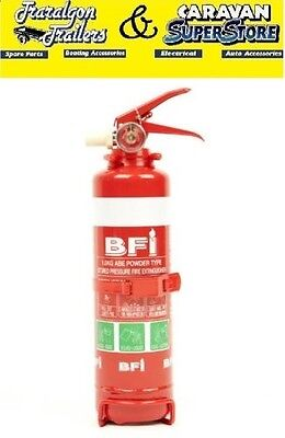 1kg fire extinguisher 1A20BE ABE powder type solids liquids electrical ACC343