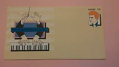 Australia First Day Cover 1982 Birth Centenary of Percy Grainger