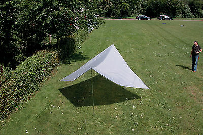 Awning 400X400cm,Sunshade,Tarp Turner,Camping,ETTE0634,NEW SEALED!!!