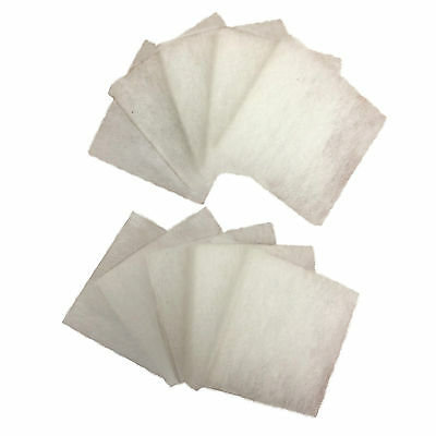 50 x Compatible Poly Filter Pads for Juwel Compact Filters