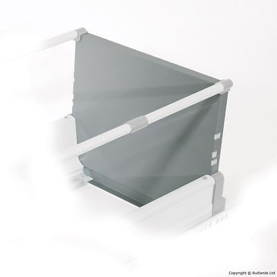 Tandembox D - 200mm High Steel Drawer Backs