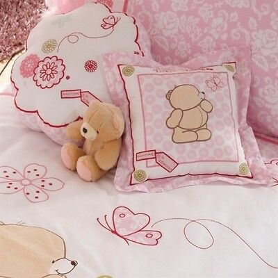 Forever Friends Izziwotnot Beautiful Pink Baby Girl Tooth Fairy Cushion 20cm