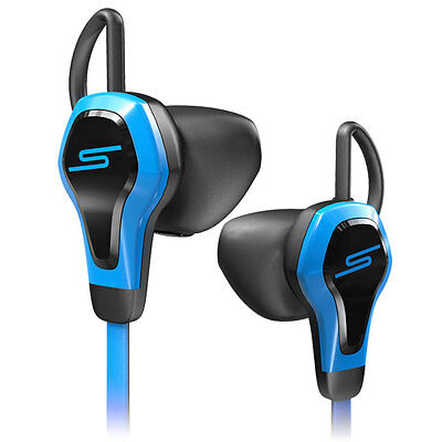 SMS BioSport Earbuds - Audio Device Only - Blue