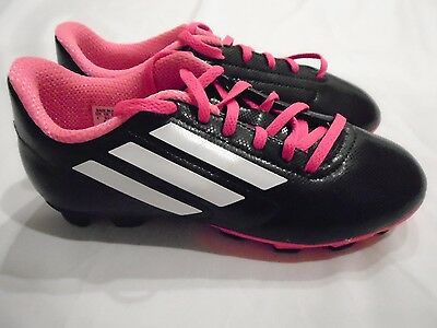 Adidas Girls' New Conquisto Fg Soccer Cleats
