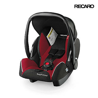 Recaro Young Profi Plus Red Ruby Child Seat (0-13 kg) (0-29 lbs)