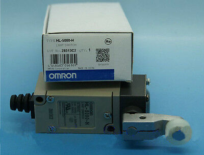 Omron HL-5000-H Limit Switch New In Box