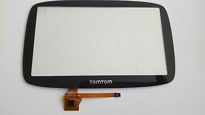 Vitre Ecran Tactile Touch Screen TOMTOM GO 500 TOMTOM GO 5000 pour LCD
