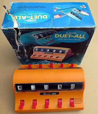 DUET-ALL Spielautomat Poker Kartenspiel Japan WACO Card Game Maschine 70er