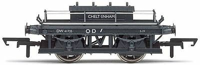 HORNBY R6643B 1:76 OO SCALE Shunters Truck DW41735 in BR Cheltenham Livery