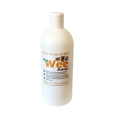 Pet Urine Odour Smell Remover - Friendly Enzyme Pet Urine Cleaner 500ml