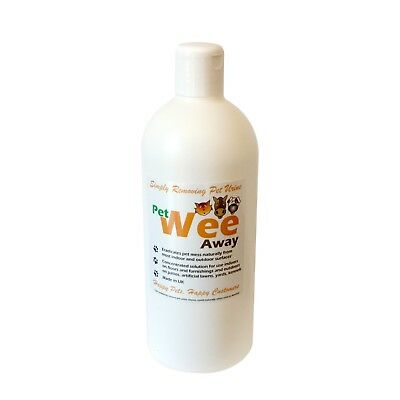 Pet Urine Odour/Stain Remover - Get Cat & Dog Smells Off Your Home Interiors