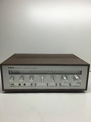 Yamaha CR-420 Stereo Receiver Am/Fm Stereo Receiver L@@K
