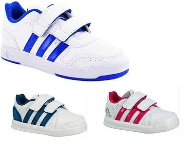 Adidas Infant Toddler Kids Boys Girls Trainers  New